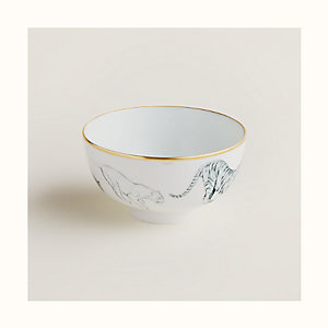 Carnets d'Equateur bowl, medium model