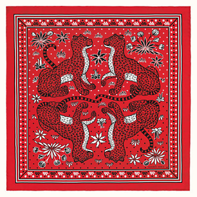 Les Leopards bandana 55