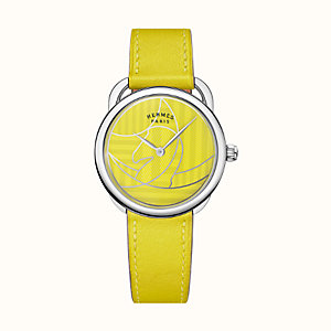 Arceau Casaque watch, 36 mm