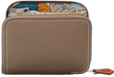 Silk'in compact wallet