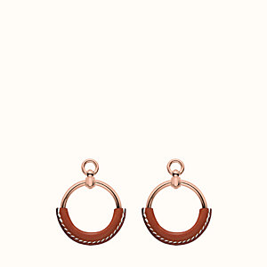 Loop earrings