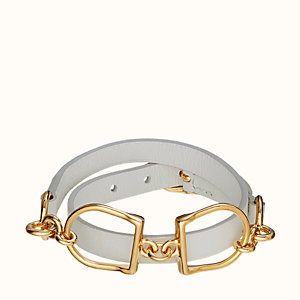 Etrier Double Tour bracelet