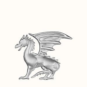 Talismans Dragon Aile胸针