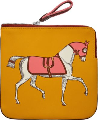 Carre Pocket pouch