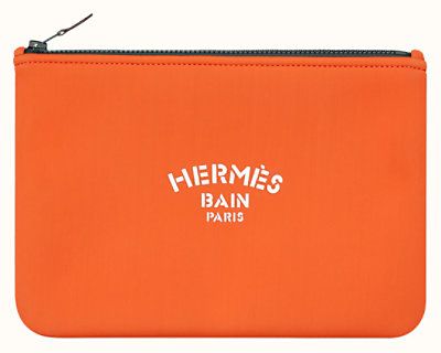 """Hermès Bain"" Neobain case, medium model"