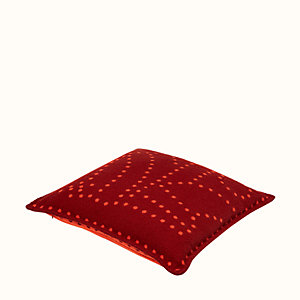 Double Horse Constellation pillow