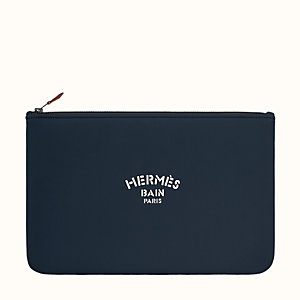 """Hermès Bain"" Jaguar Quetzal Neobain case, large model"