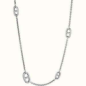 Farandole long necklace