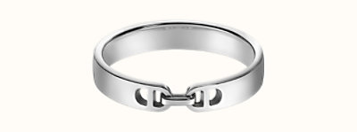 Ever Chaine d'Ancre wedding band, large model