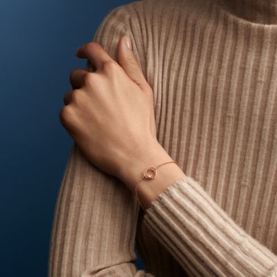 Vertige Coeur bracelet, very small model
