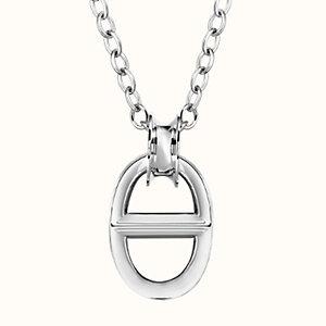 Hermes Reponse pendant, very large model