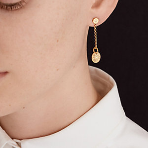 Gambade Clou de Selle earrings