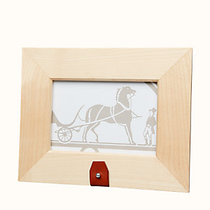 Tibi horizontal picture frame, small model
