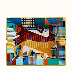 Tigre en Miroir ashtray