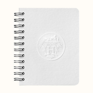 Ulysse plain notebook refill, mini model