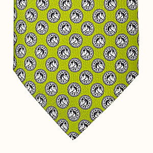 Cheval Sellier tie