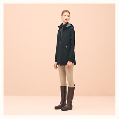 Canter horse riding parka