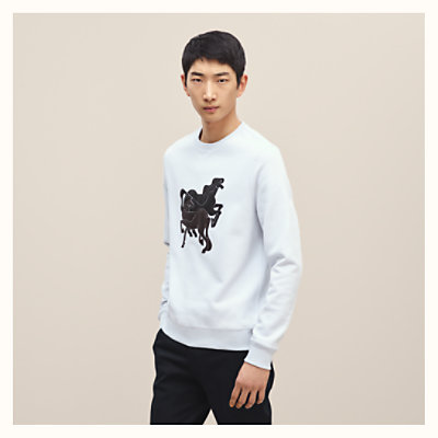 """Brazilian Horses"" sweater - H847395HA73LA"