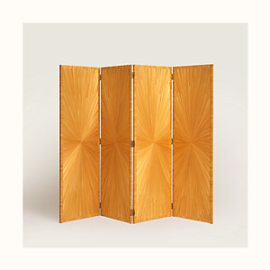 Reeditions J.-M. Frank par Hermes folding screen